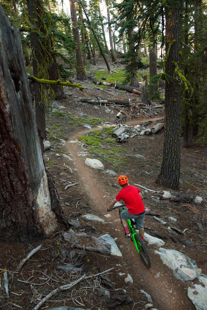 Over The Edge: Coffee Bikes Beer - South Lake Tahoe Bike Shop