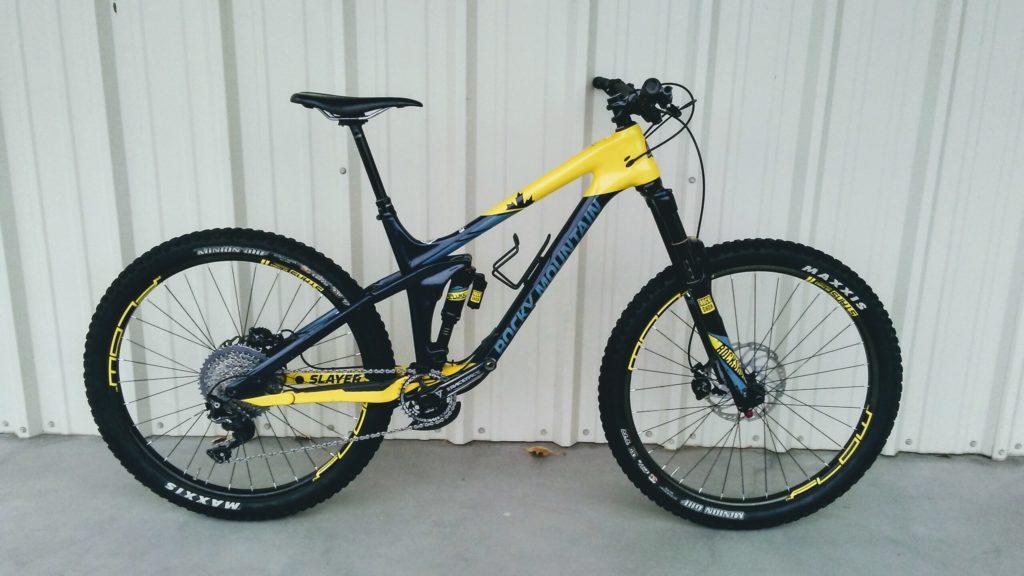 Rocky Mountain Slayer 770 Carbon--27.5