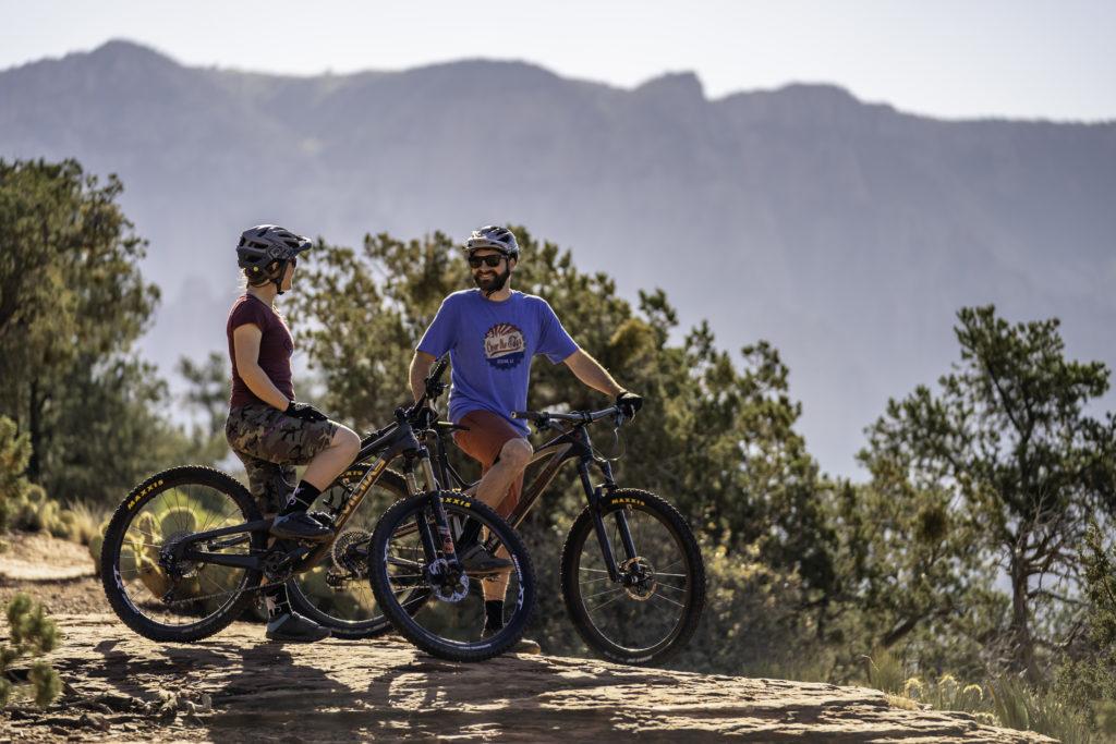 Over The Edge Sedona Mountain Biking