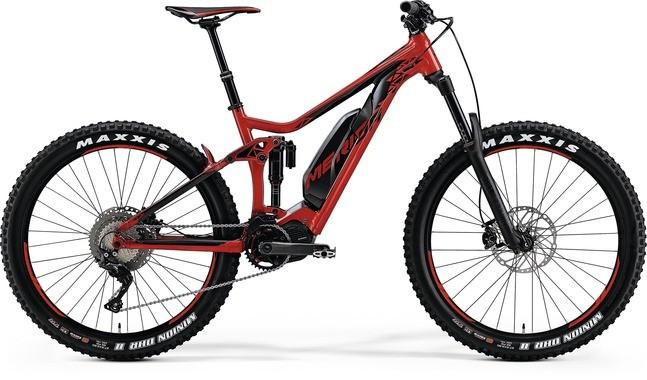 Merida - EOne-Sixty 900 - E Bike