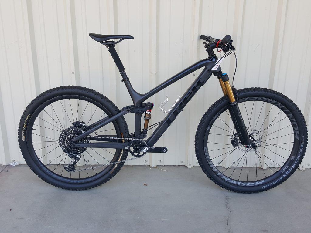 Trek Fuel EX 9.9--29er