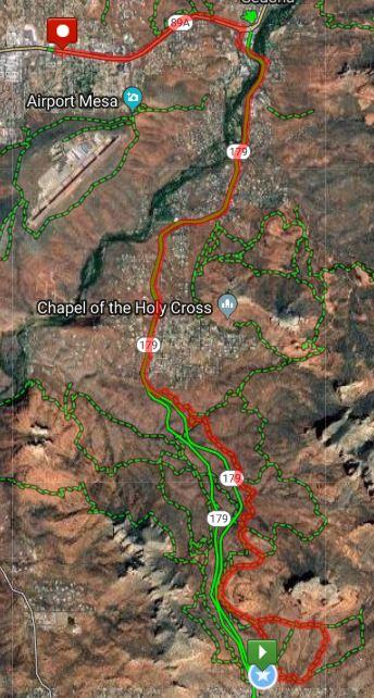 Bell Rock Pathway / Village of Oak Creek Shuttle