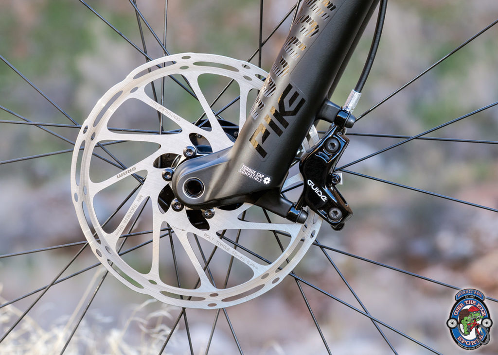 SRAM Guide R Disc Brakes - Evil Offering
