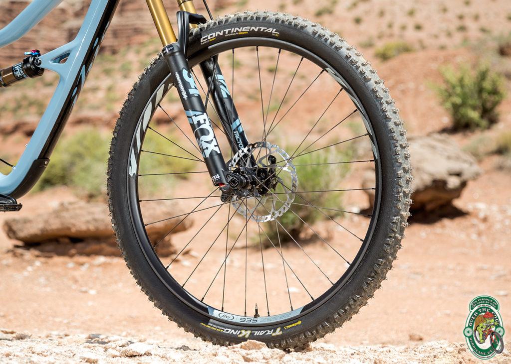 Ibis carbon wheel upgrade