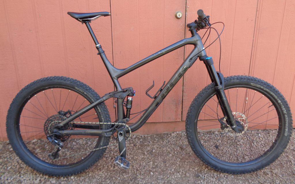 Trek Fuel EX 8 Plus - XX Large