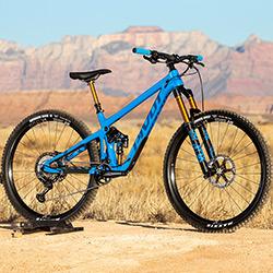 Featured: 2020 Pivot Switchblade Rental Bike