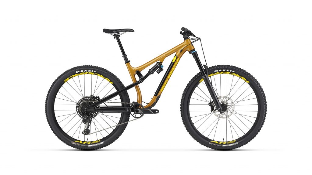 Rocky Mountain Instinct A50 BC Edition--29er
