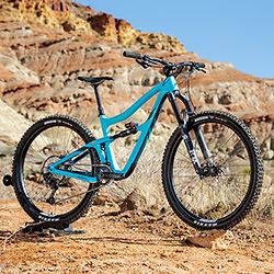 Featured: Ibis Ripmo Rental Bike