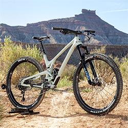 Featured: Evil Following V3 29er Rental Bike