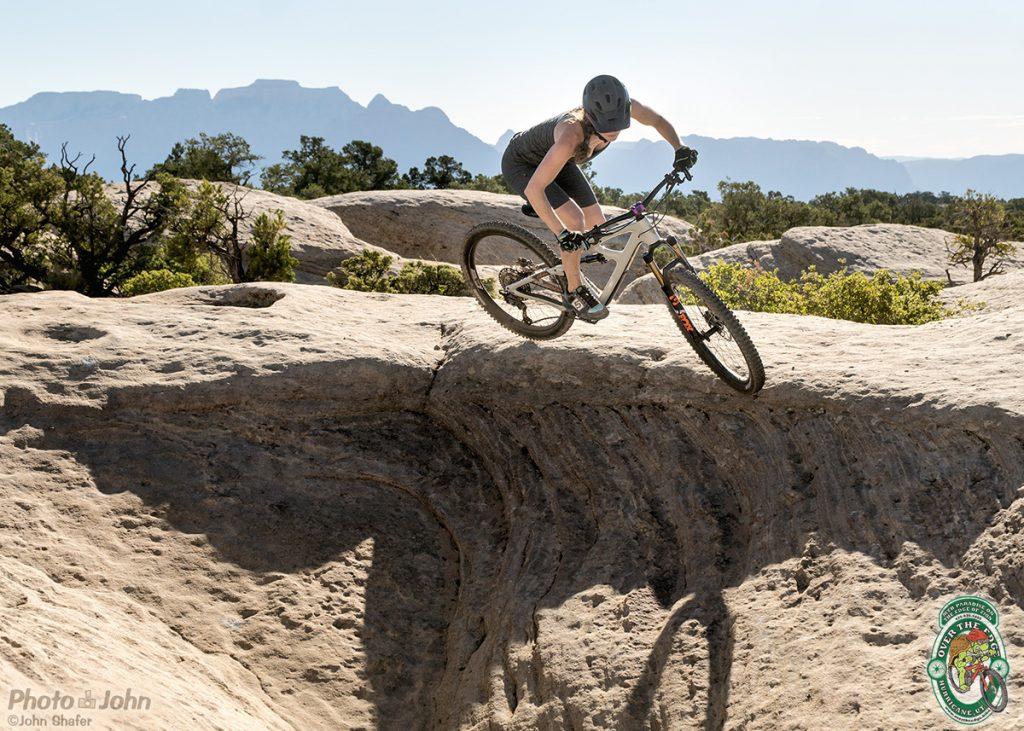 Gooseberry Mesa is a Mountain Biking Playground.