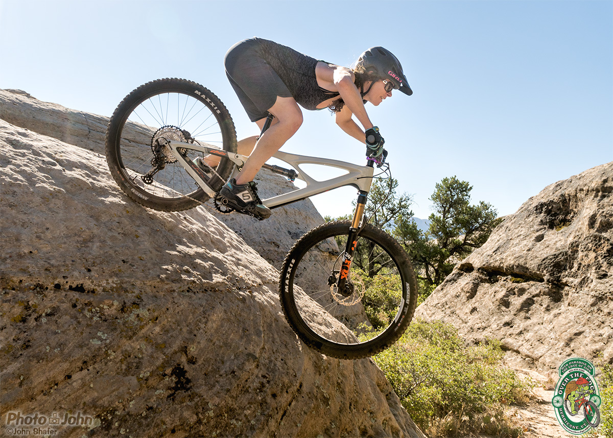 Ibis Mojo 4 First Ride Review