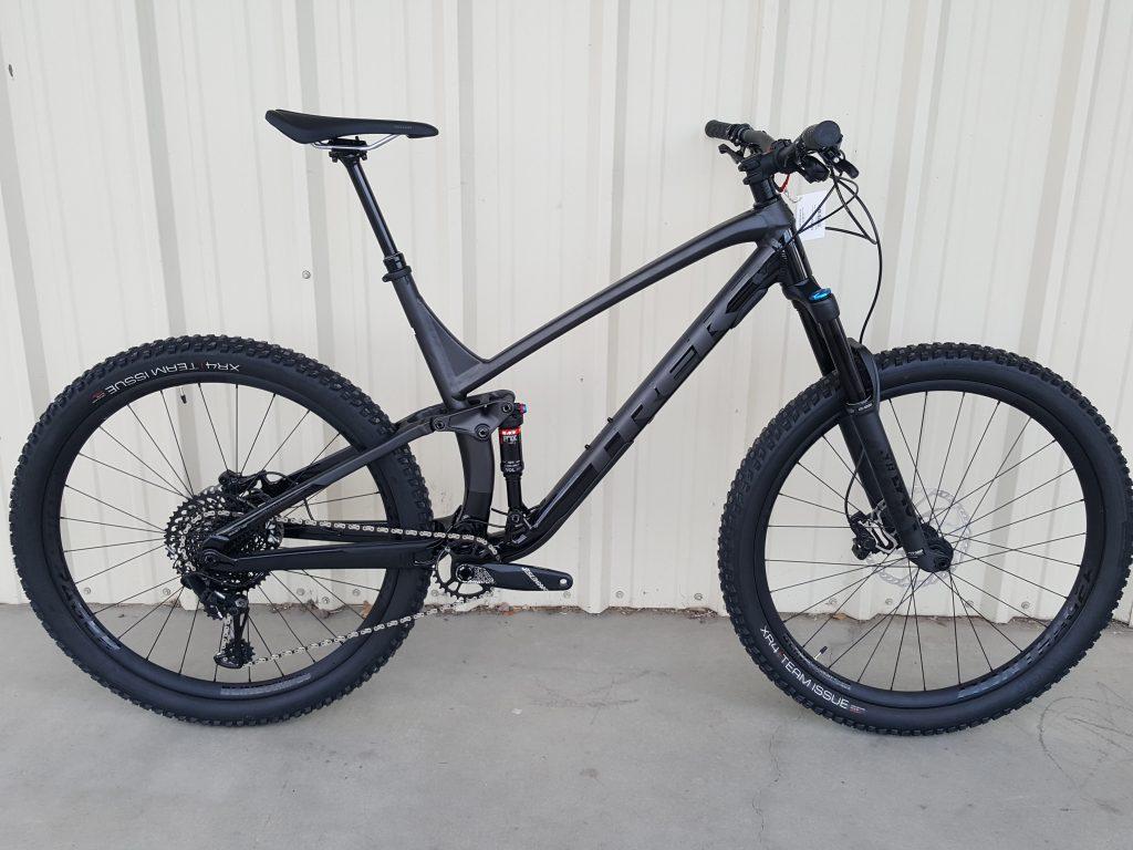 2020--Trek Fuel EX 8--XXL Tall Guy Bike!