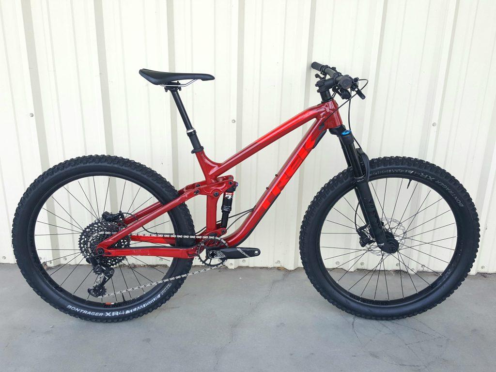Trek Fuel EX 8--27.5