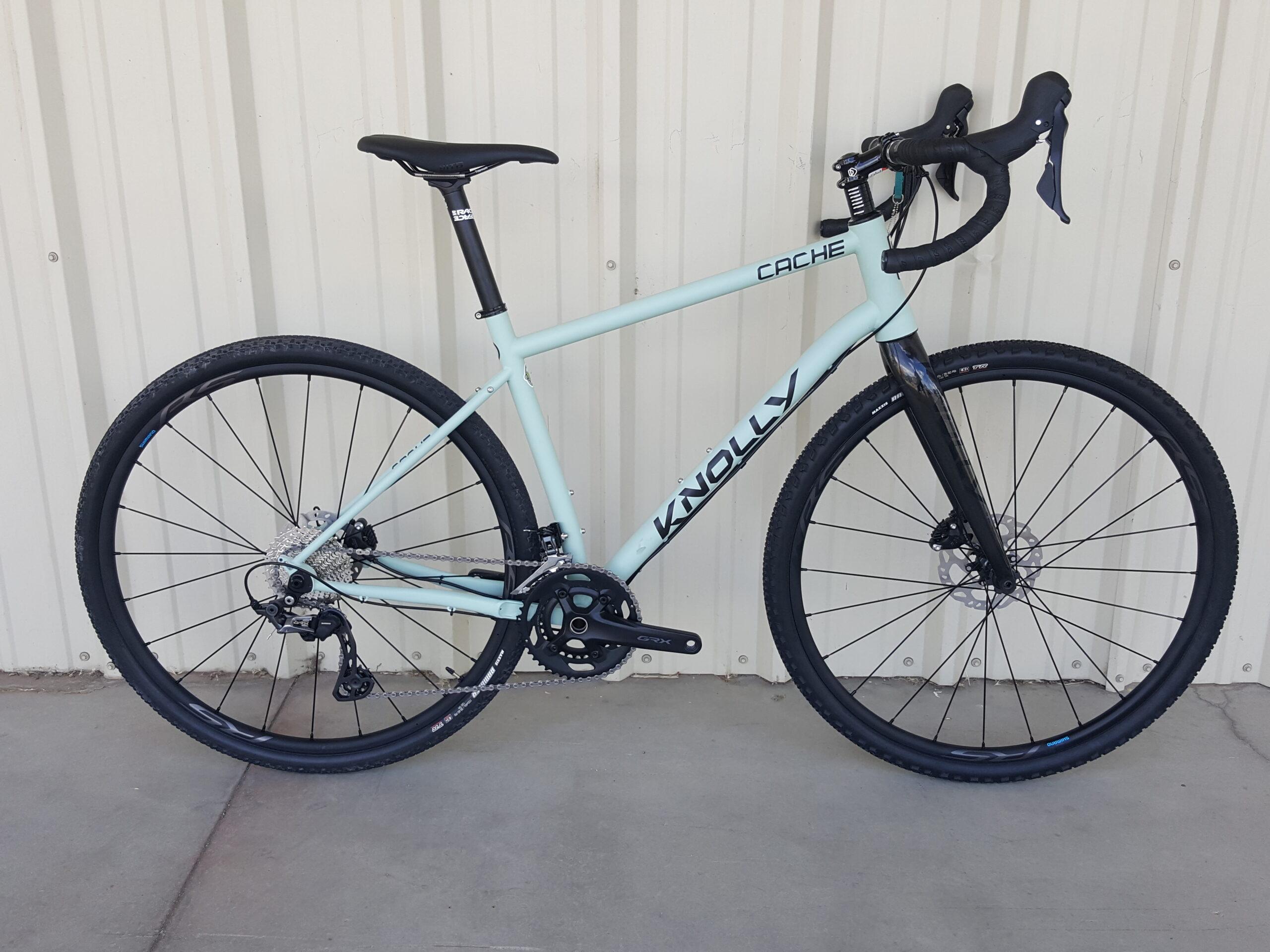 2021--Knolly Cache--Gravel Bike